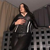 Goddess Alexandra Snow Cruel Catsuit Tease HD Video 270118 mp4