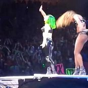 Lady Gaga 2014 alejandro live Art Rave Sexy Black Latex 270118 mp4