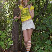 TeenModelingTV Ella White Mini 1394