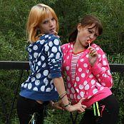 TeenModelingTV Ella White Polkadots Pics 769