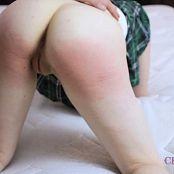 Cherry Candy aka LatexBarbie Spanked HD Video 090218 mov