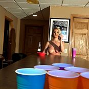 Nikki Sims Beer Pong 2 HD Video