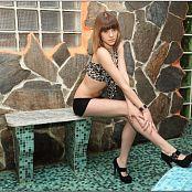 TeenModelingTV Amber Black White 621