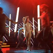 Britney Spears 3 Live Glittering Catsuit Las Vegas HD Video