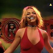 Britney Spears Oops I Did It Again Live Viva Interaktiv 2000 Video