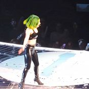 Lady Gaga Alejandro Live In Black Latex HD Video