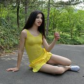 Silver Moon Teia Yellow Dress Set 1 362
