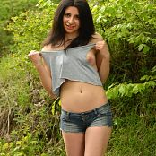Silver Moon Teia Denim Shorts Set 5 010
