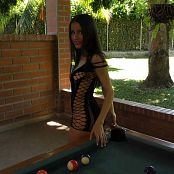 Britney Mazo Cute Black Mini Dress TBS 4K UHD Video 003 150218 mp4