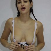 May Model Striptease HD Video 162