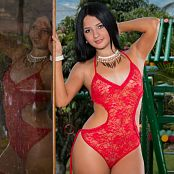 Clarina Ospina Red Stockings TM4B Set 003 296