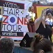 Britney Spears Thinkin Of You Hair Zone Tour 270118 mpg