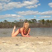 Madden Red Swimsuit BTS HD Video 010318 mp4