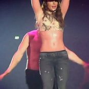 Britney Spears Mannquin Live Cirus Tour HD Video