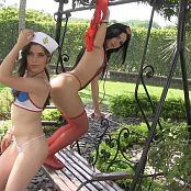 Clarina Ospina and Angie Narango Trick or Treat Group 22 TM4B HD Video 022 140318 mp4