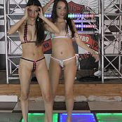 Britney Mazo and Mellany Mazo Tiny Micro Bikinis Group 1 TBS 4K UHD Video 001 150318 mp4