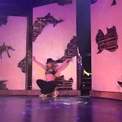 Britney Spears Me Against The Music Piece of Me Opening Night Las Vegas 250218 mkv