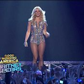 Britney Spears Medley Live Good Morning America HD Video
