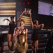 Jennifer Lopez Louboutins Live AMA 2009 HD Video