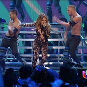 Jennifer Lopez Medley Live Premios Juventud 2013 HD Video
