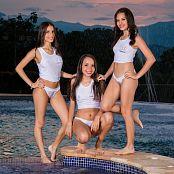 Britney Mazo Mellany Mazo and Alexa Lopera Group 2 TBS Set 002 022