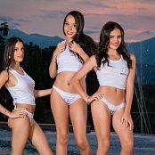 Britney Mazo Mellany Mazo and Alexa Lopera Group 2 TBS Set 002 025