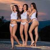 Britney Mazo Mellany Mazo and Alexa Lopera Group 2 TBS Set 002 030