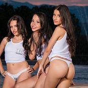 Britney Mazo Mellany Mazo and Alexa Lopera Group 2 TBS Set 002 042