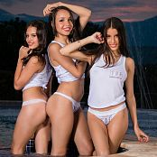 Britney Mazo Mellany Mazo and Alexa Lopera Group 2 TBS Set 002 043