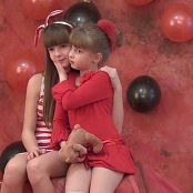 Fashion Land Eva & Sofi Valentines Day HD Video
