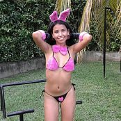 Wendy Mazo Cute Pink Fuzzy Bunny Costume TBS 4K UHD Video 007 310318 mp4