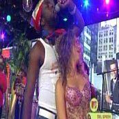 Shakira Hips Dont Lie Live MTV TRL Spring Break 2006 Video