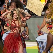 Shakira La La La Live Fifa World Cup 2014 HD Video