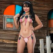 Thaliana Bermudez Body Paint Beauty TM4B Set 014 0634