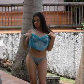 Alexa Lopera Lovely Sheer Blue Lingerie TCG HD Video 004 mp4