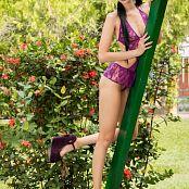 Ximena Gomez Lacey Lingerie TM4B Set 016 488