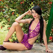 Ximena Gomez Lacey Lingerie TM4B Set 016 510