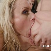 Outnumbered both ways 2 Charlotte Sartre Brittany Bardot Balls deep DAP Gapes Squirt To Mouth Anal Fist GIO572 250318 mp4