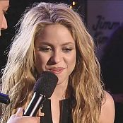 Shakira Interview Did It Again 091809 Jimmy Kimmel Live 250318 ts