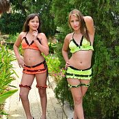 Silver Pearls Candy & Marisol Friends Picture Set 1