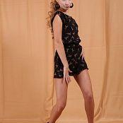 Silver Jewels Alice Black Dress Set 2 527