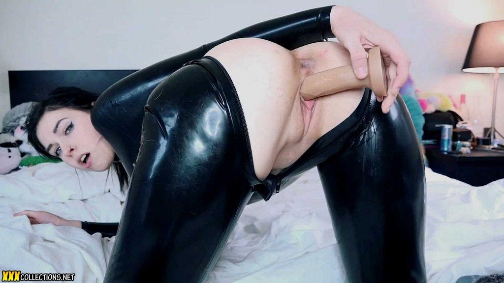 sex mov anal latex