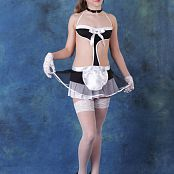 Silver Jewels Alice Maid Set 1 0845