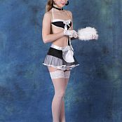 Silver Jewels Alice Maid Set 1 0855
