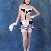 Silver Jewels Alice Maid Set 1 0909