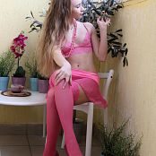 Silver Jewels Alice Pink Lace Set 3 1310