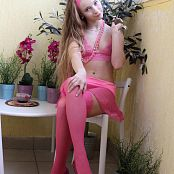 Silver Jewels Alice Pink Lace Set 3 1312