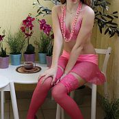 Silver Jewels Alice Pink Lace Set 3 1346