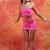 Silver Jewels Alice Pink Mesh Set 1 1461