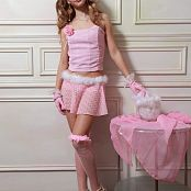 Silver Jewels Alice Pink Set 2 1567